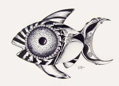 fish art | The Original Fish Art, Fish Paintings, and Other Fine Art Designs of J ...