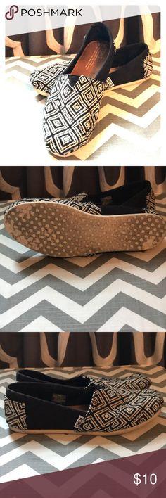 Toms Aztec print Toms Shoes Sneakers