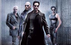 Group costume idea: The Matrix