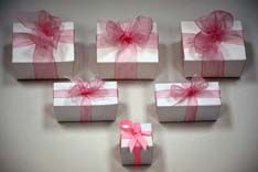 Creative Packaging is North America's leading food, gift , party & retail packaging company for Business & Personal. Packaging Company, Retail Packaging, Truffle Boxes, Truffles, Chocolates, Gift Wrapping, Creative, Party, Pink