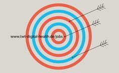 Sie suchen eine neue berufliche Herausforderung?  Dann schauen Sie doch mal auf unserer Website vorbei.   #TWT_Digital_Health #Jobs