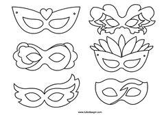 Bilderesultat for maestra gemma carnevale Carnival Crafts, Carnival Masks, Carnival Costumes, Mardi Gras, Masquerade Mask Template, Bullet Journal Decoration, Doodle Diary, Emoji Images, Drawing Activities