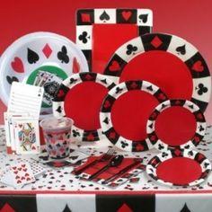 Las Vegas Themed Party party-ideas-cakes-p