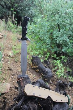 TSD Combat Systems Classic Bowie Knife