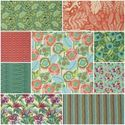 Bright Heart Fat Quarter Bundle in Grounded