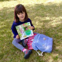 Irene mochila Irema & cuento de hadas personalizado -- Gemser Libros Personalizado