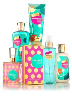 Charmed Life by Bath & Body Works, Fragrance - Perfumes ...