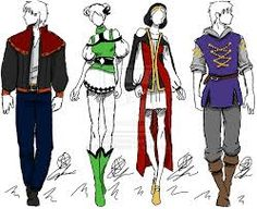 medieval inspired fashion - Google Search