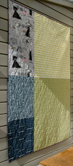 Quilt it by kaitlin Quilting Tips, Quilting Projects, Quilting Designs, Machine Quilting, Beginner Quilting, Quilting Tutorials, Sewing Projects, Backing A Quilt, Quilt Border
