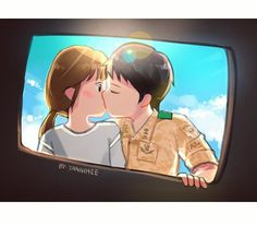 DotS fanart #descendants of the sun