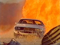 the ultimate car movie.the car is the star, Kowalski the story all just ways to show a Hemi hauling ass. Vanishing Point Movie, The Last American Hero, The Exorcist, The Last Picture Show, Cult Movies, Mopar, Dodge, Madness