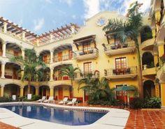 cancun-shuttle-to-hacienda-real-del-caribe-hotel-playa-del-carmen -  #Playadelcarmen #travel #transportation