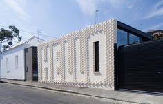 Hello House, Melbourne Australia. 6 homes that embrace #brick