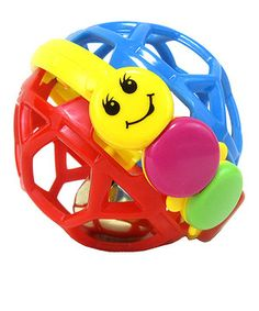 This Baby Bendy Ball by DIY KIDS is perfect! #zulilyfinds