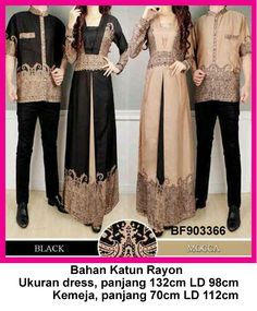 Detail Produk Untuk Baju Muslim Sarimbit Terbaru Gamis