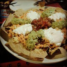 Nachos, Mexican Food