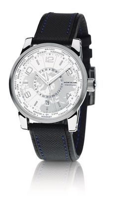 Montblanc TimeWalker World-Time