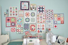 Sewing room   Flickr - Photo Sharing!/thimbleblossom