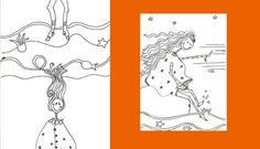 Ilustración; Serie Nena Nana Brogi
