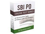 SBI PO 1 Month Pack. SBI PO Test Series on Buytestseries.com