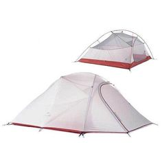 Waterproof / Windproof Reinforced Tent | 3-4 People Large Tent, Rain Storm, Outdoor Gear, People, Products, Outdoor Tools, People Illustration, Beauty Products, Folk