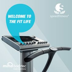 Welcome to the fit life! #mihabodytec #mihabodytecII #emsworkout #personaltraining #bodyshaping #weightloss #musclebuliding #electrostimulation More information: www.miha-bodytec.com www.speedfitness.com