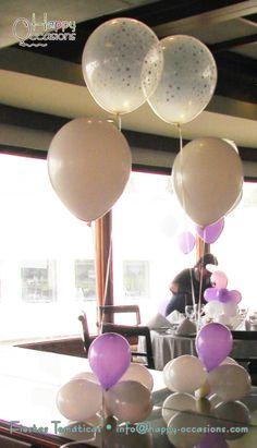 Decoración Bautizo Niña www.happy-occasions.com