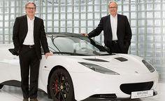 Automobile Brüne in Essen  ist neuer Lotus Vertragshändler
