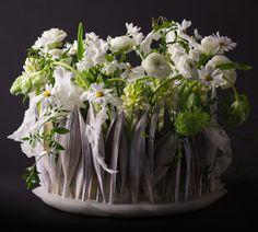 Description of the floral recipeGERMAN SPRING