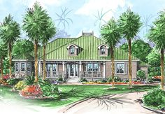 plan 66251we spacious front sitting porch coastal house - Florida Coastal House Plans
