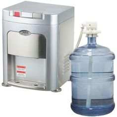 Glacial Under Cabinet Professional Water Cooler Hot & Cold-9RBCH-SP at The Home Depot