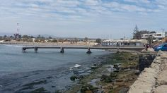 Puente viejo, Playa Socos de Tongoy