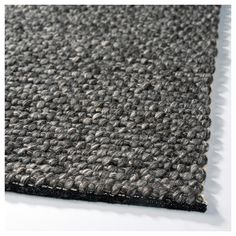IKEA - HJORTHEDE, Rug, Handwoven by skilled craftspeople, and therefore unique.The rug is made of pure new wool so it's naturally soil-repellent and very durable. Hallway Carpet Runners, Carpet Stairs, Carpet Flooring, Stair Runners, Wall Carpet, Best Carpet, Diy Carpet, Modern Carpet, Home