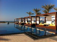Monte Carlo Beach Club, Saadiyat Island, Abu Dhabi, United Arab Emirates