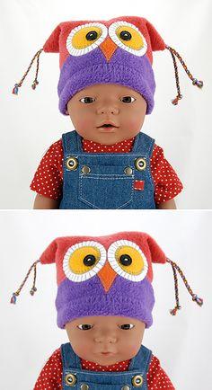 Free Owl Hat
