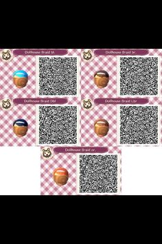 animal crossing leaf qr code