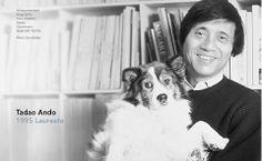 Nascido em Ozaka no Japão, dos 10 aos 17 anos, Tadao Ando passou um tempo fazendo modelos de madeira de navios, aviões e moldes, aprendendo o ofício de carpinteiro cuja loja foi em frente de sua casa. Após um breve período em ser um boxeador, Ando começou a sua auto-educação pelo aprendiz para várias pessoas relevantes, tais como designers e urbanistas, por períodos curtos.  http://www.pritzkerprize.com/1995/bio