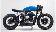 Royal Enfield Café Racer by Rajputana Customs