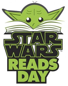 Star Wars Reads Day announced: http://www.facebook.com/events/466887406678589/