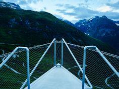 Utsikten Lookout Point in Western Norway; CODE: architecture; Photo: Einar Aslaksen