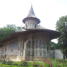 See 103 photos from 906 visitors about exterior, paintings, and church. Exterior Paint, Romania, Four Square, Country, Painting, Beautiful, Rural Area, Painting Art, Paintings