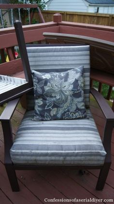 recover outdoor cushion covers judy pinterest outdoor cushions