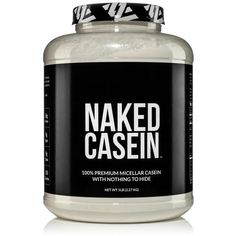 Naked Casein - Micellar Casein Protein Powder from US Farms - Bulk, GMO-Free, Gluten Free, Soy Free, Preservative Free - Stimulate Muscle Growth - Enhance Recovery - 76 Servings Vegetable Nutrition, Kids Nutrition, Diet And Nutrition, Pasta Nutrition, Casein Protein Powder, Best Protein Powder, Protein Powder Brands, Whey Protein Recipes, Naked