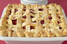 Deep-Dish Cranberry-Apple Pie recipe