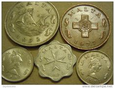 Maltese Money Coins   Brief History of Currency in Malta