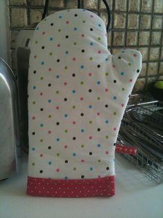 Tuto couture facile : gant decuisine – Madame Choup