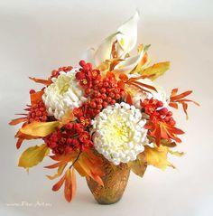 Bouquet Autumn Waltz - Fito-Art.ru