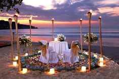 jimbaran beach bali the romantic beach Romantic Beach, Romantic Places, Romantic Dinners, Romantic Getaway, Romantic Night, Romantic Moments, Wedding Dinner, Wedding Decor, Peru Wedding