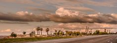 Panorama on Panorama Drive by Wayne Wong on Capture Kern County // Nice cloud formation on 4-4-14