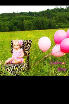 First birthday pics